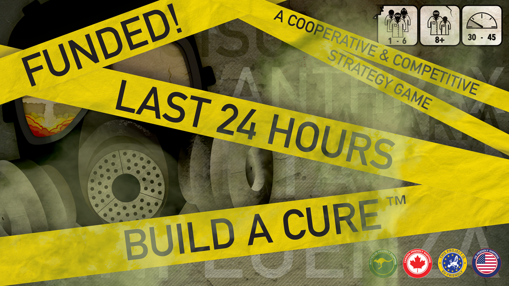 Build A Cure - The Bunker - Build A Cure with your team before the resources run out, or suffer the fate of the diseases that plague you.