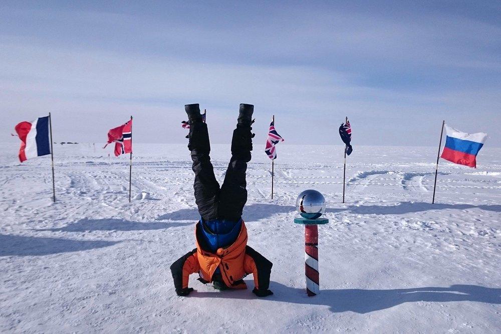 South Pole (2016)