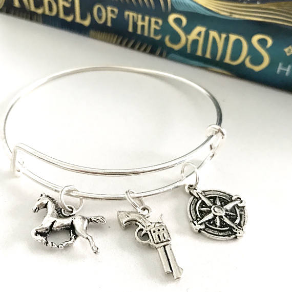 Rebel Charm Bracelet