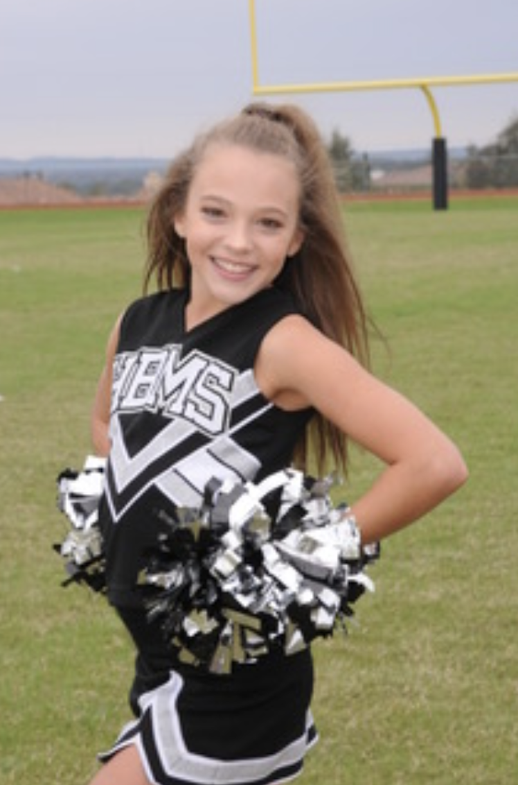 Lilly-HBMS Cheer