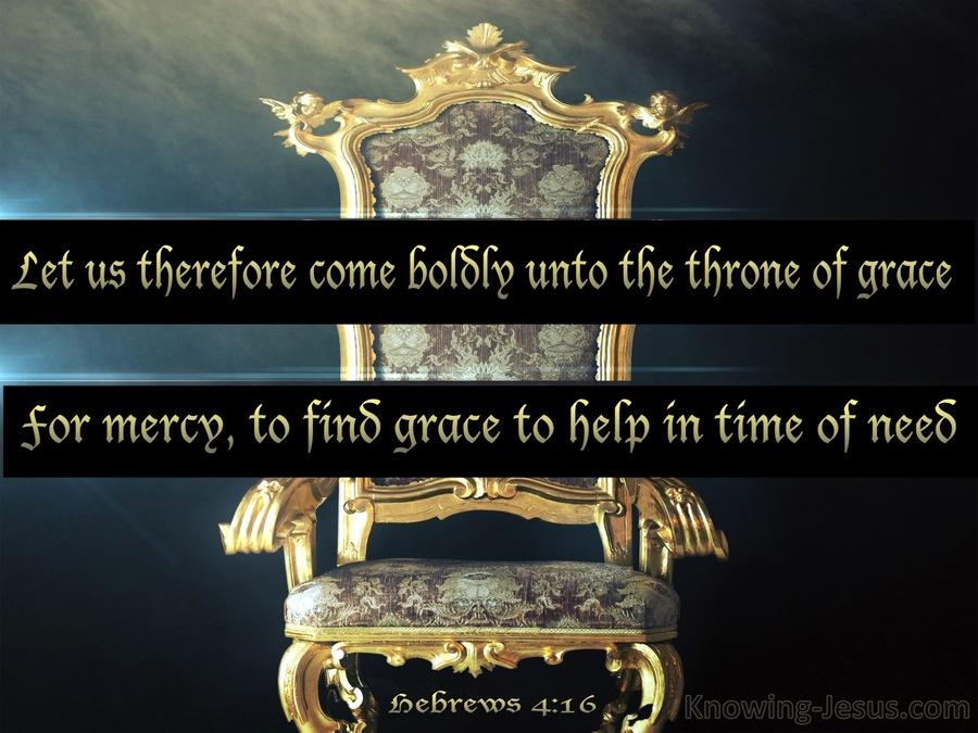 Hebrews 4-16