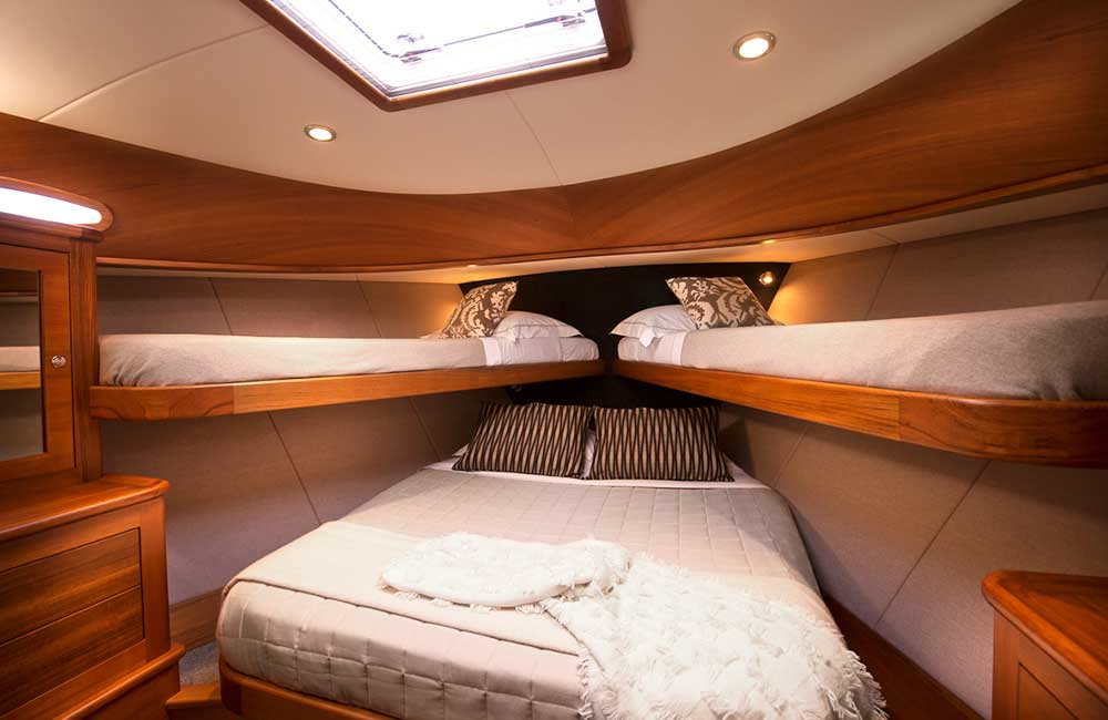 GB60-01 Forward VIP Stateroom