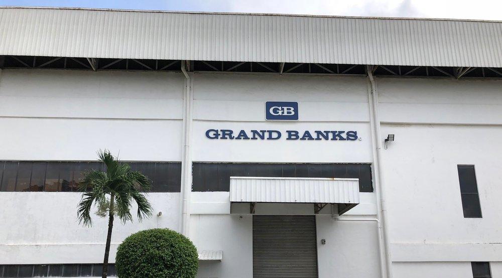 Grand Banks Yachts Factory - Johor Bahru, Malaysia