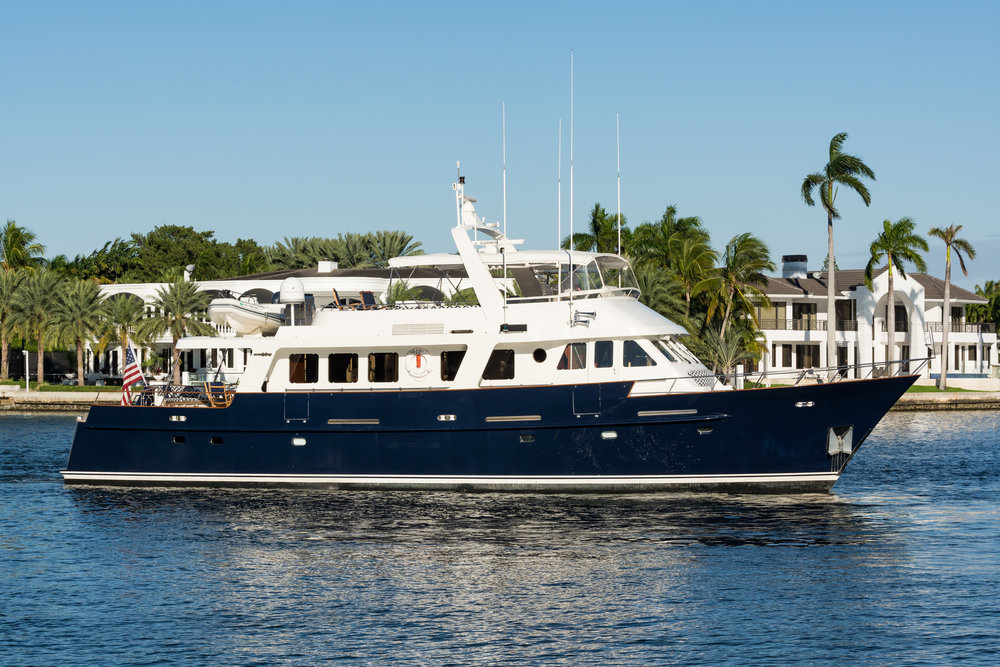 "Jongert 78 MY '87 - ""Grand Cru""Price reduced to $1,395,000! Bring offers!"