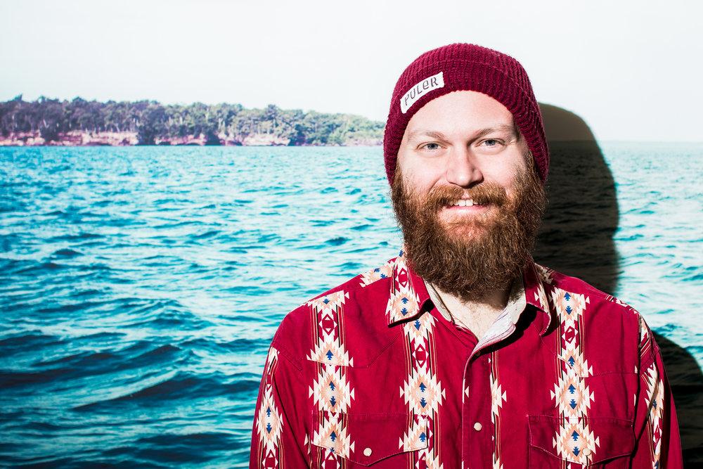 Joseph McMahon - Editor | Yosef | Beardo