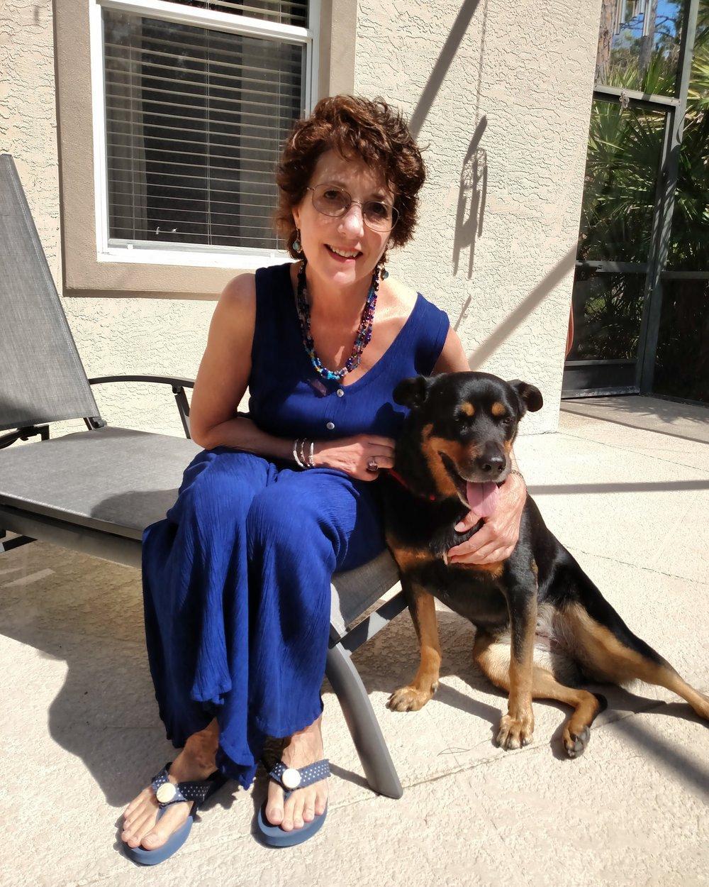 Laurie Berke, Animal Reiki Master