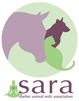 Shelter Animal Reiki Association Logo