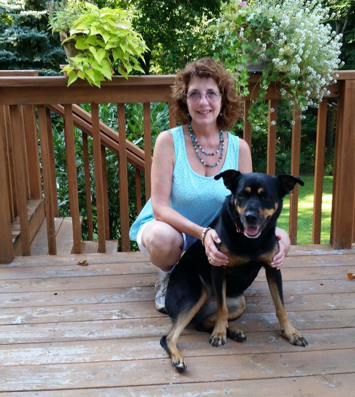 Animal Reiki Master Laurie Berke
