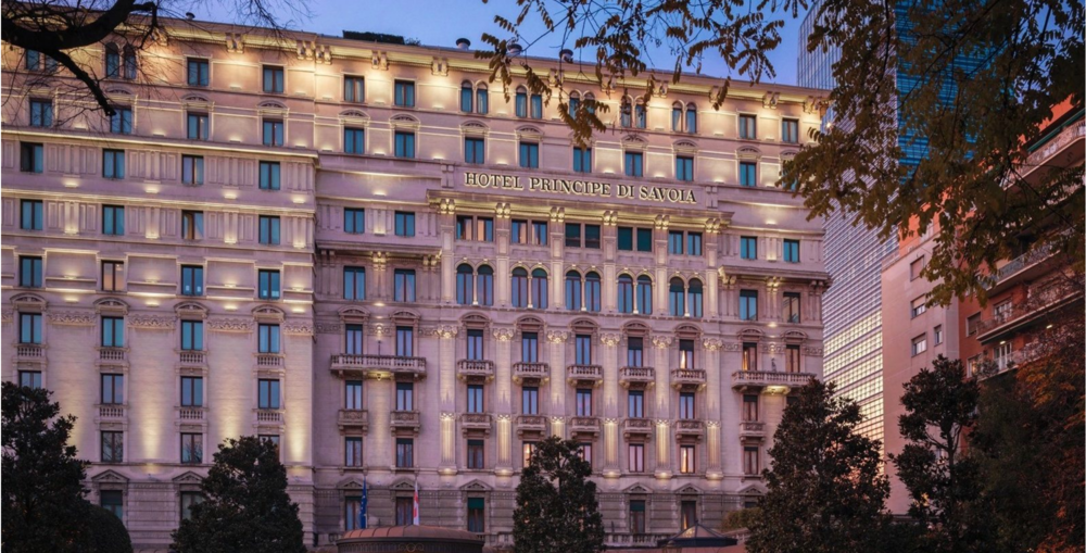 Hotel Principe di Savoia, part of Dorchester Collection