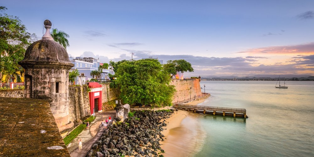 San Juan has been restored to excellent condition and ready to welcome visitors  Photo Credit: architecturaldigest.com