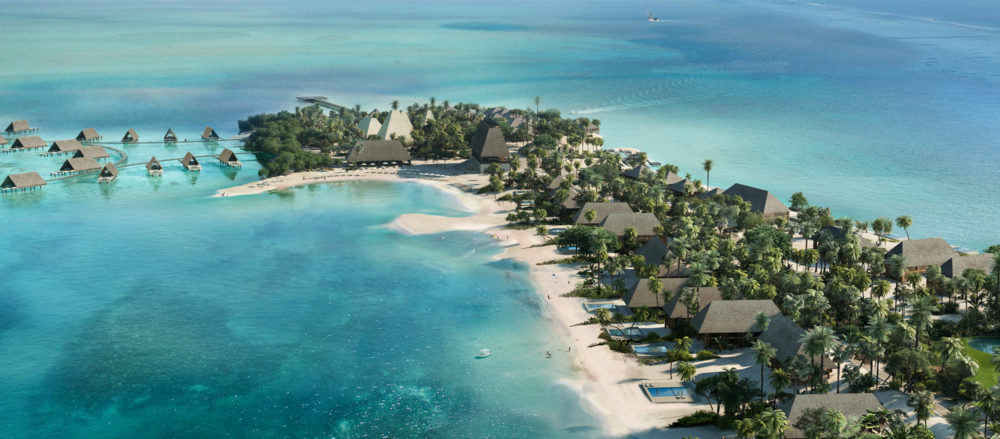 Four Seasons Resort and Residences Caye Chapel - Opening in 2021