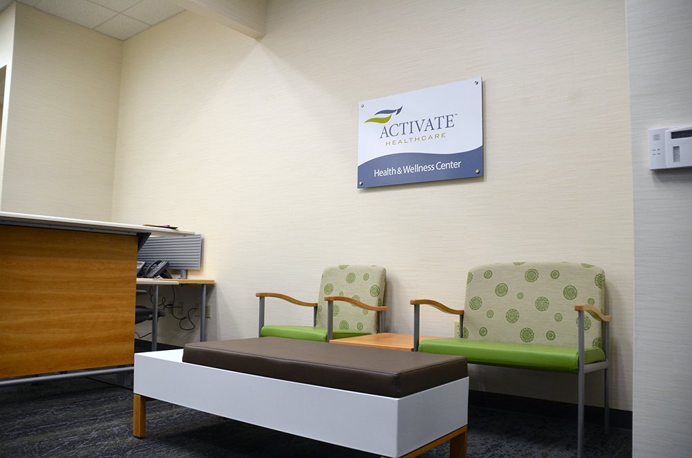 On-Site Health & Wellness Clinic with Activate Healthcare
