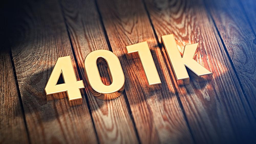 401(k) + Company Match
