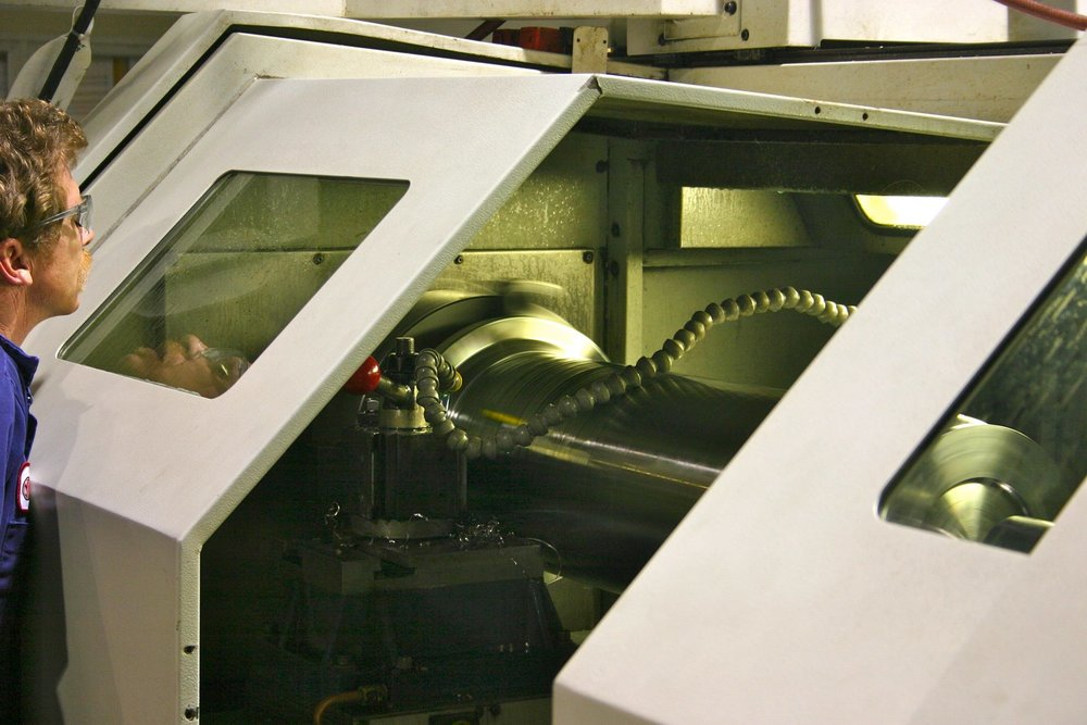 Two Romi Lathes