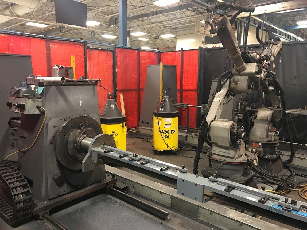 Motoman Robotic Welding