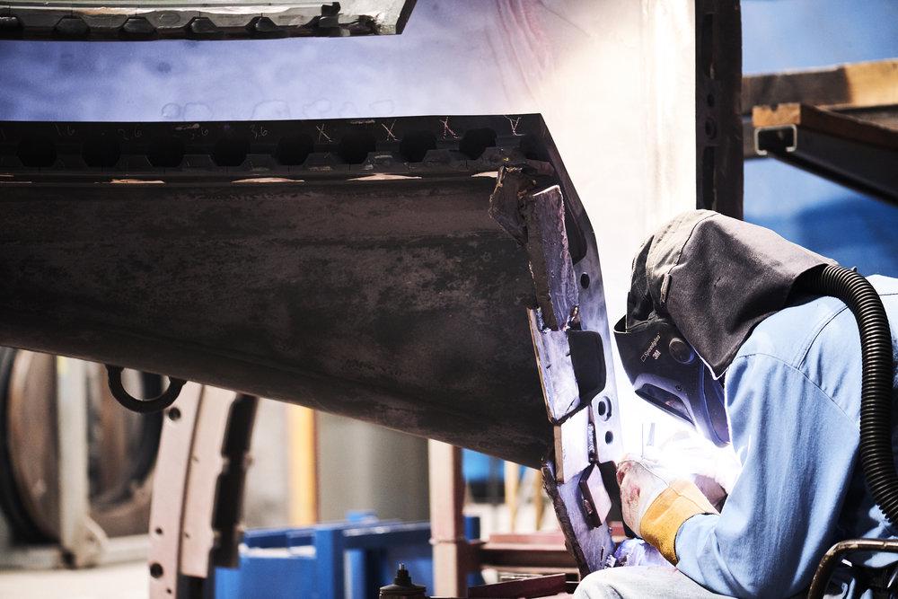 Major Tool & Machine Welding and Fabrication
