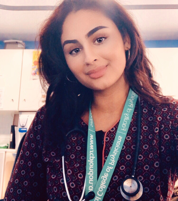 Sofia Mughal, PA-R - UK physician associate and co-founder of Matrix Education