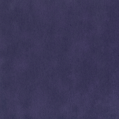 W58907 - Faux Purple Suede