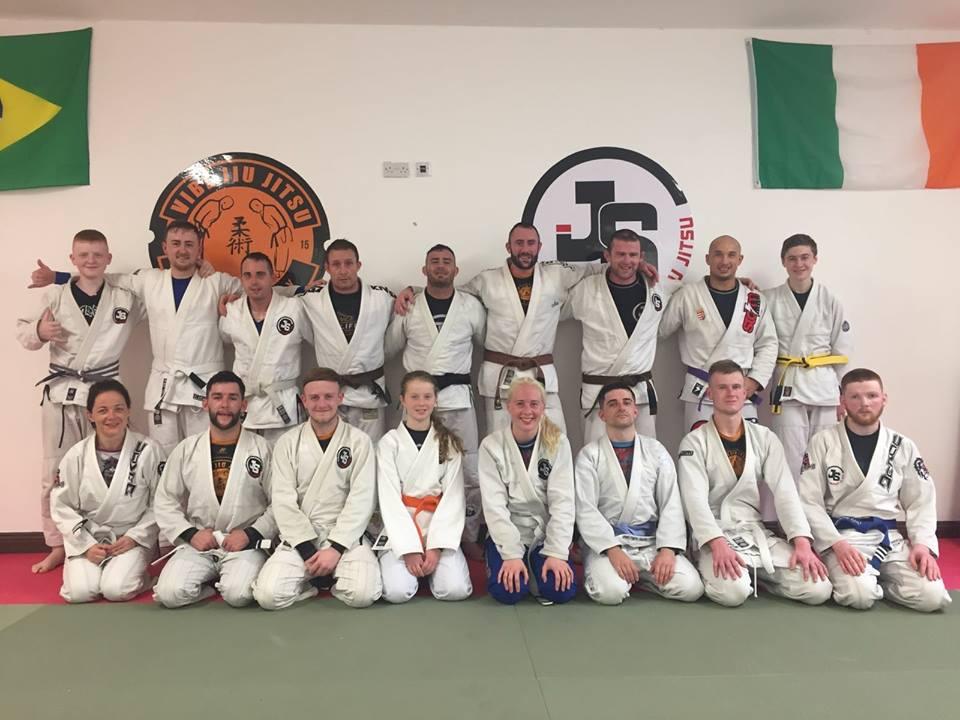vibe jiu jitsu team