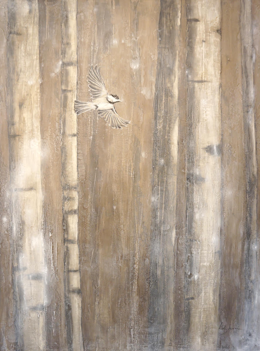 Forest Flight 30x40