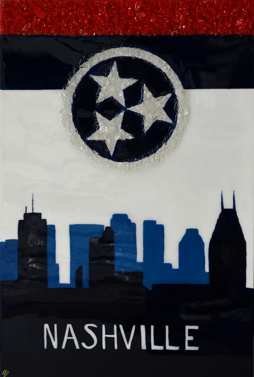 Nashville 24x36