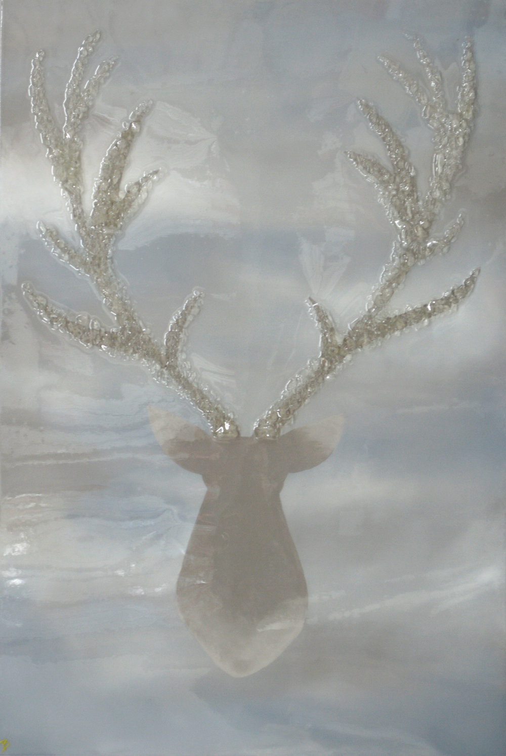 Antlers 24x36
