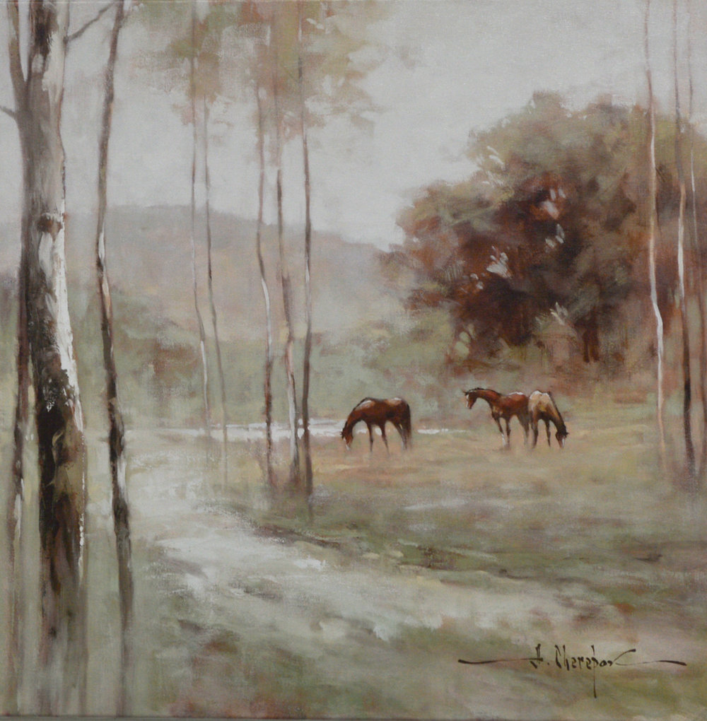 Cherepov|Horses on the Right