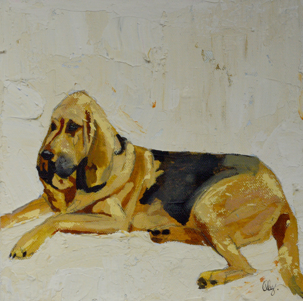 Bloodhoune II 8x8