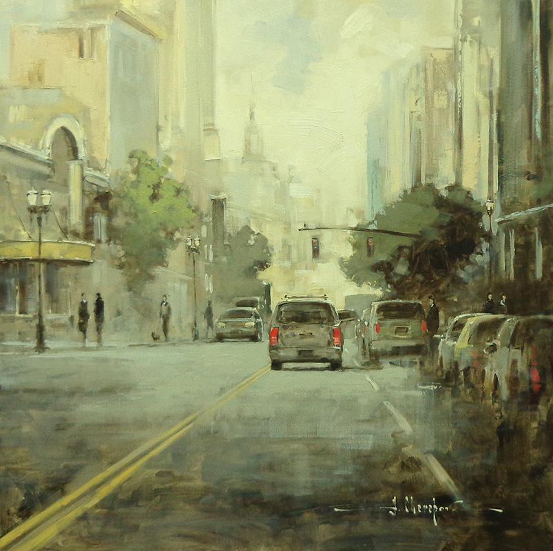 The City Street 36x36