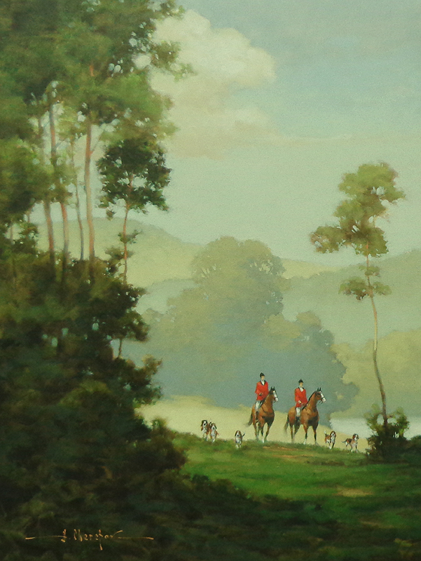 The Hunting 30x40
