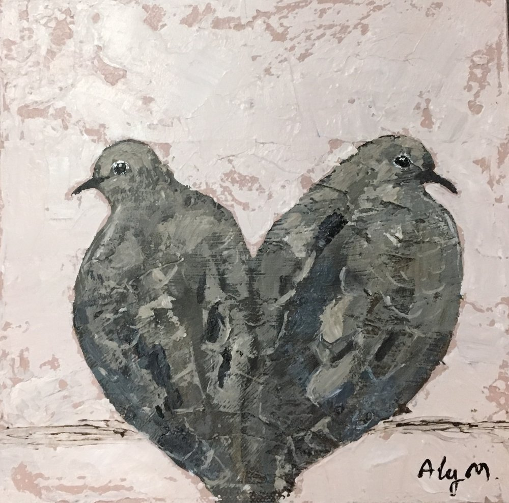 Love Doves|8x8