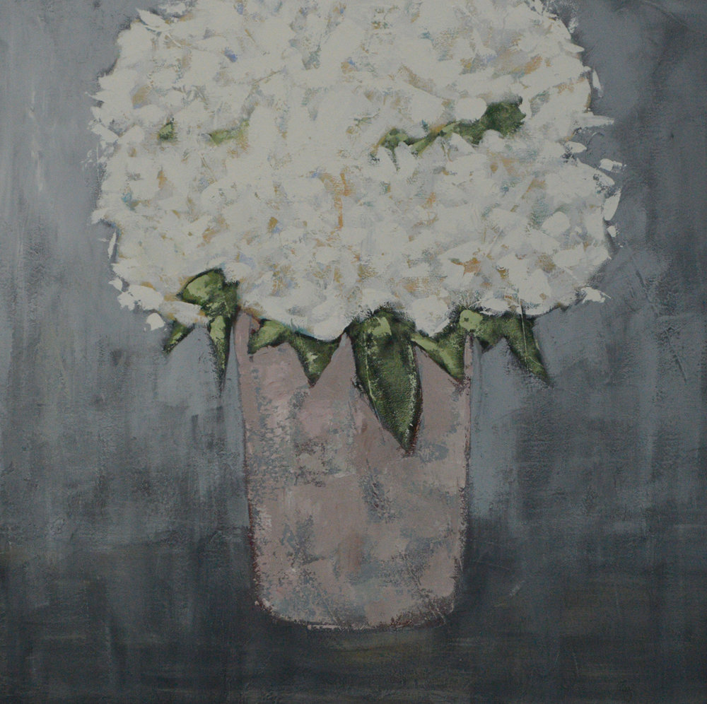 Bucket Full of Posies|30x30