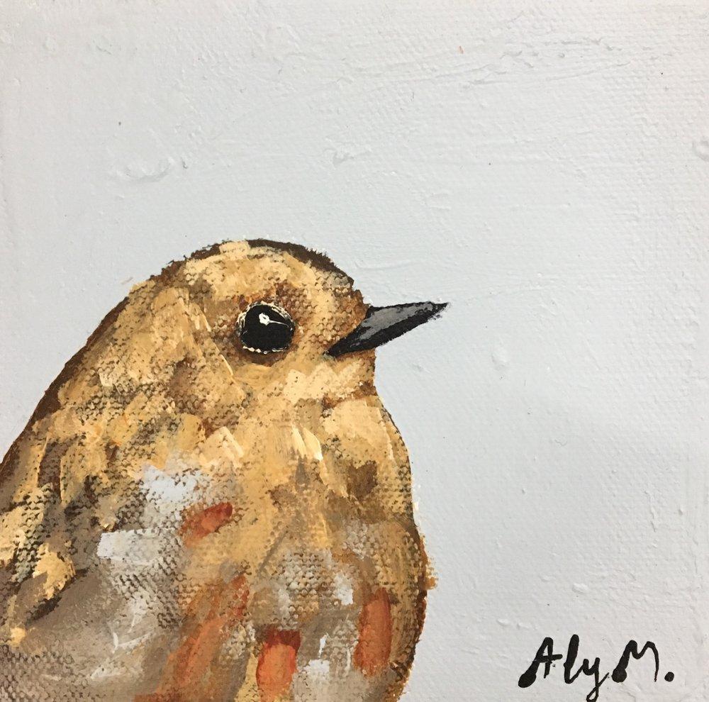 Little Warbler III|4x4