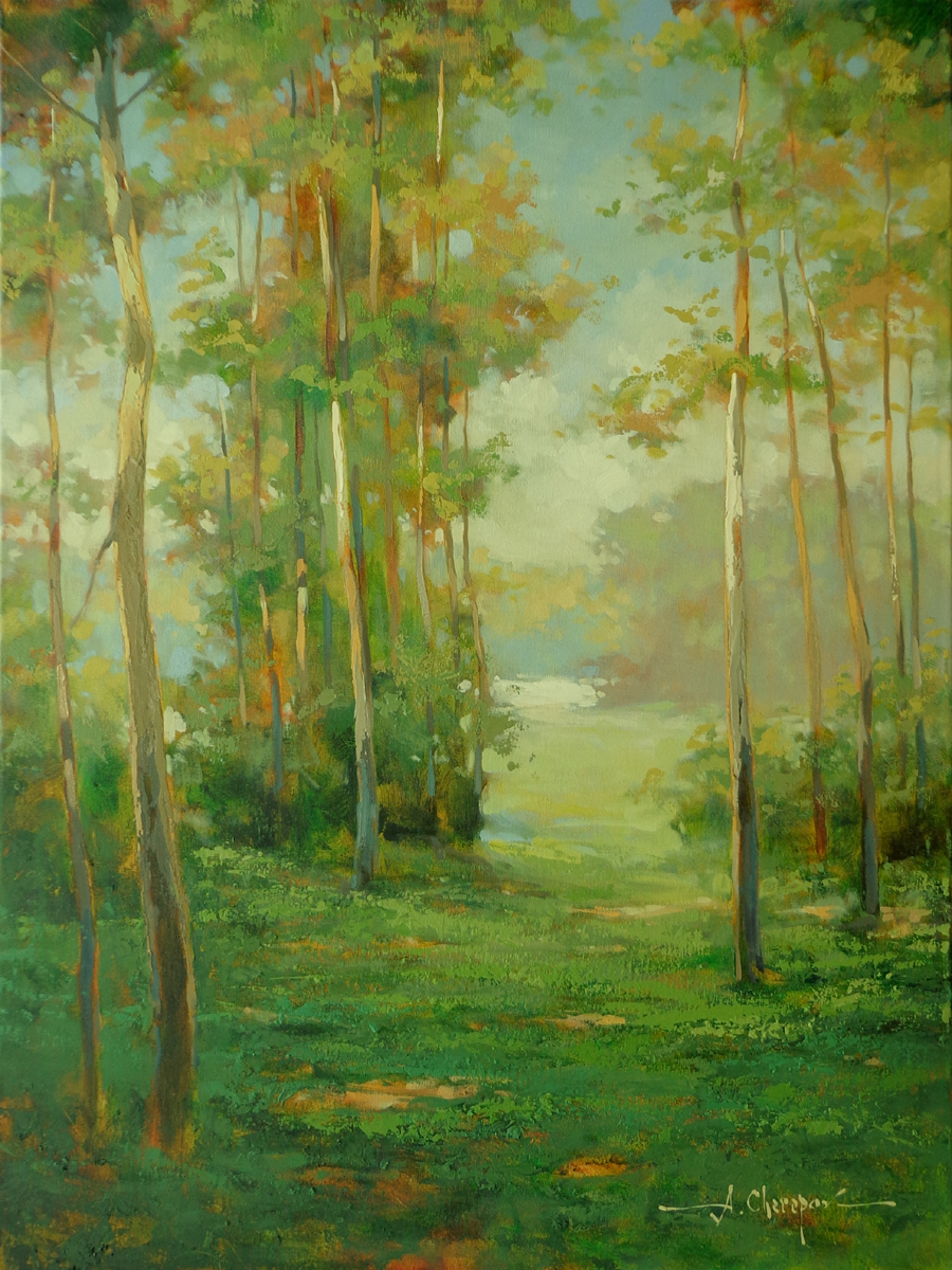 In the Forest|30x40