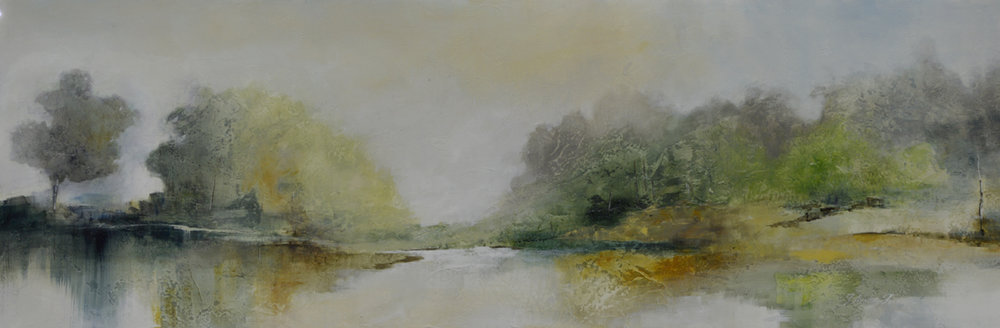 Bend in the River|20x60
