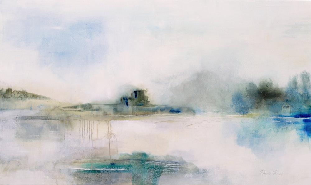 Winter Island|36x60