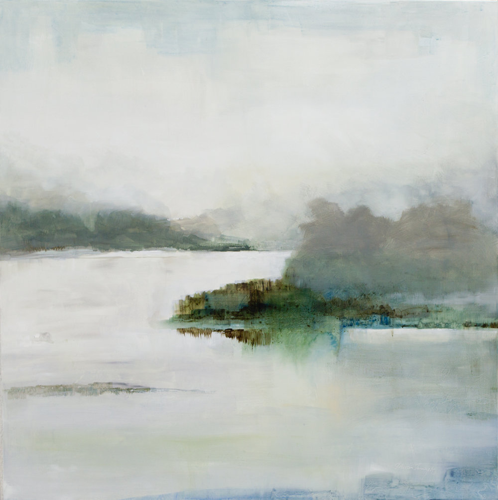 Rowing Over|48x48