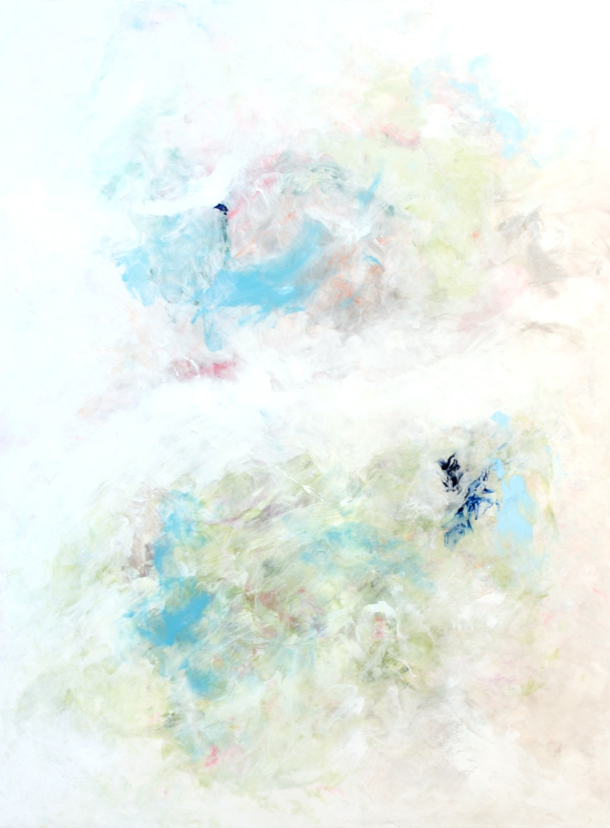 Floating in Fantasy|36x48