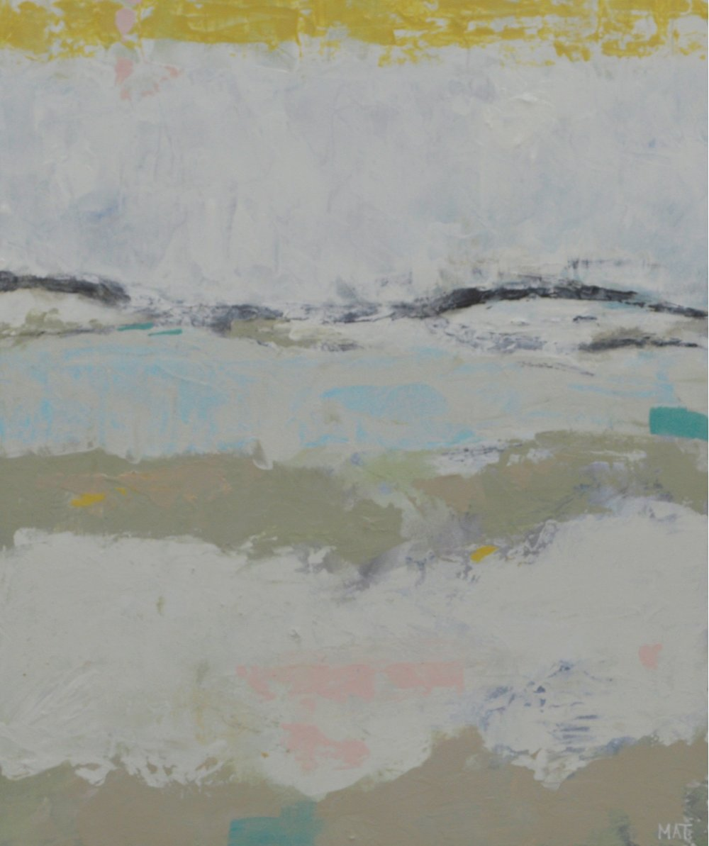 Sifting Sand II|20x24