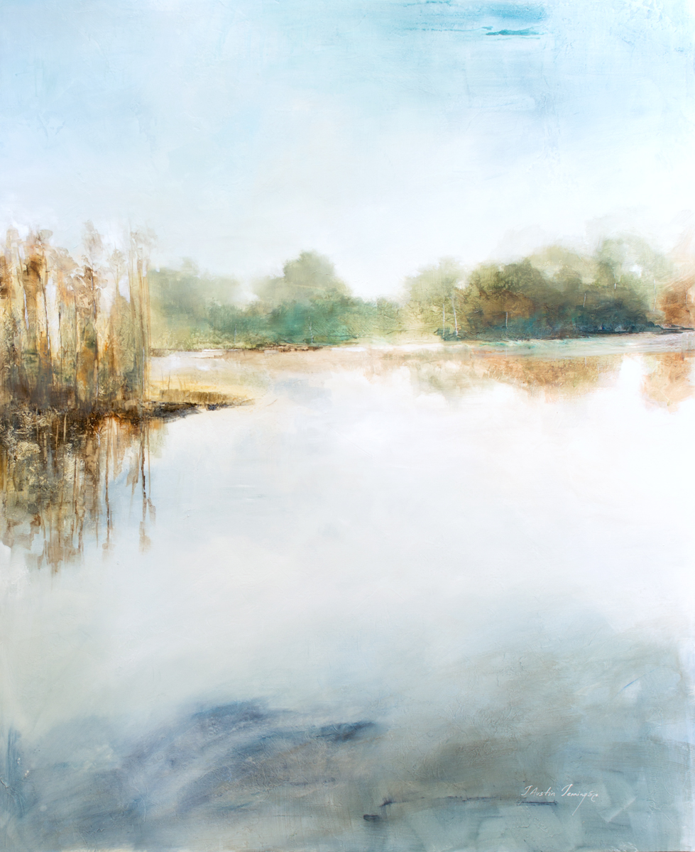 Just Spring 48x60