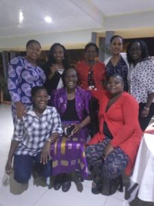 Amplify partners in Rwanda.