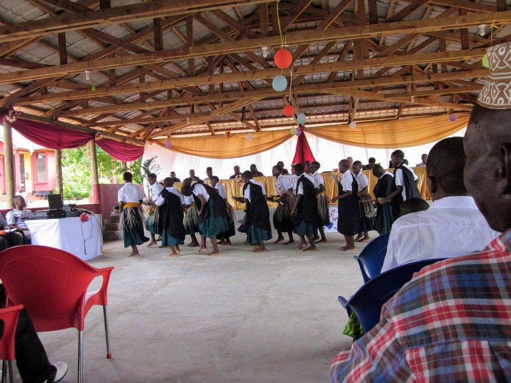 Traditional Ngoma Dance