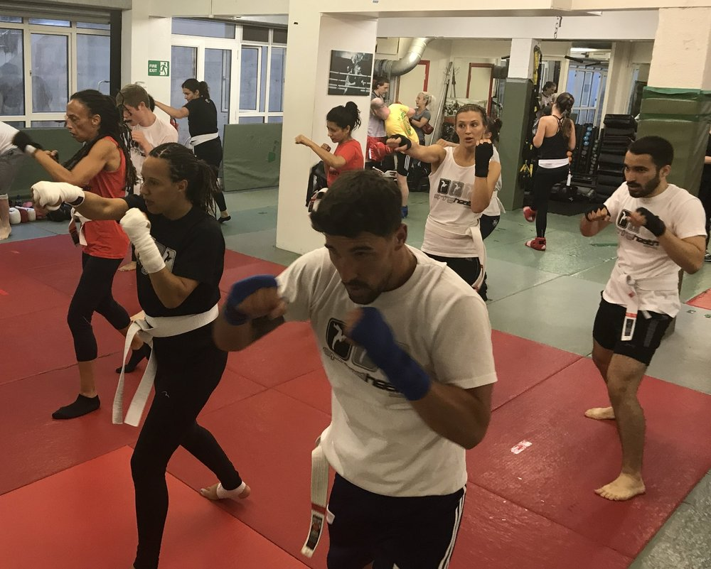 Springhealth Kickboxing New Beginners Class