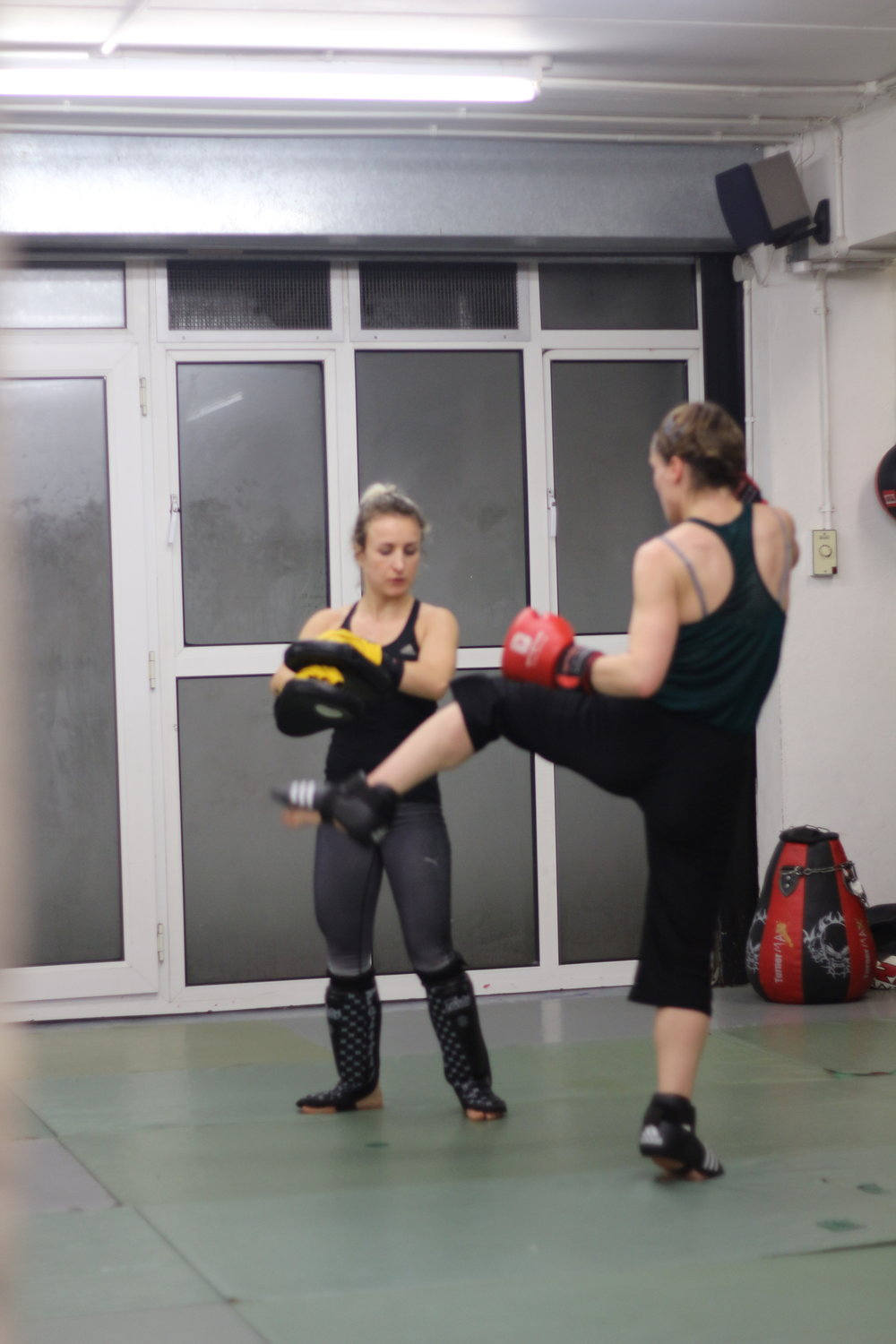 Smash & Core Springhealth Kickboxing