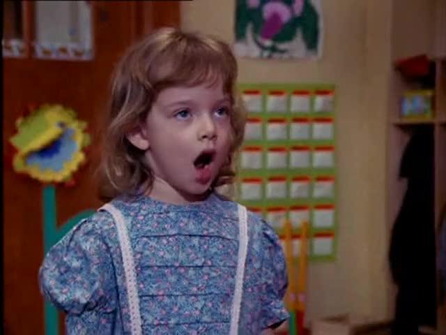 """""""I'm not a policeman, I'm a princess!"""" - Emma (Kindergarten Cop, 1990)"""