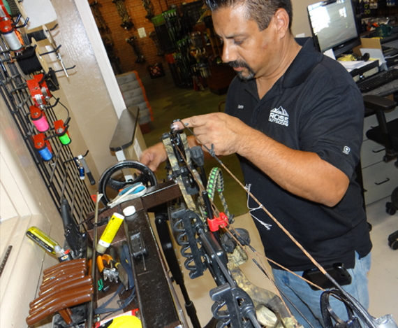 Choosing a bow tech is like choosing a surgeon…a bad one can really screw up your life!