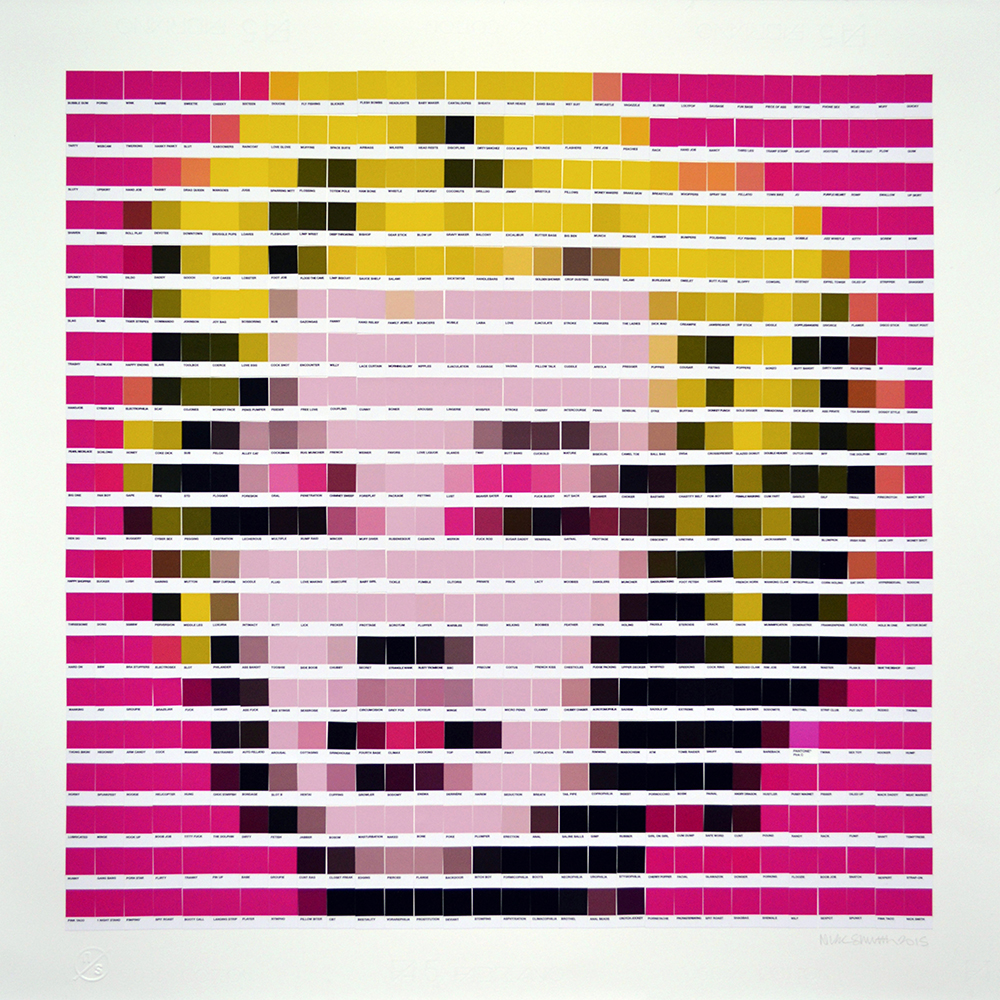 Marilyn - Pink 2015