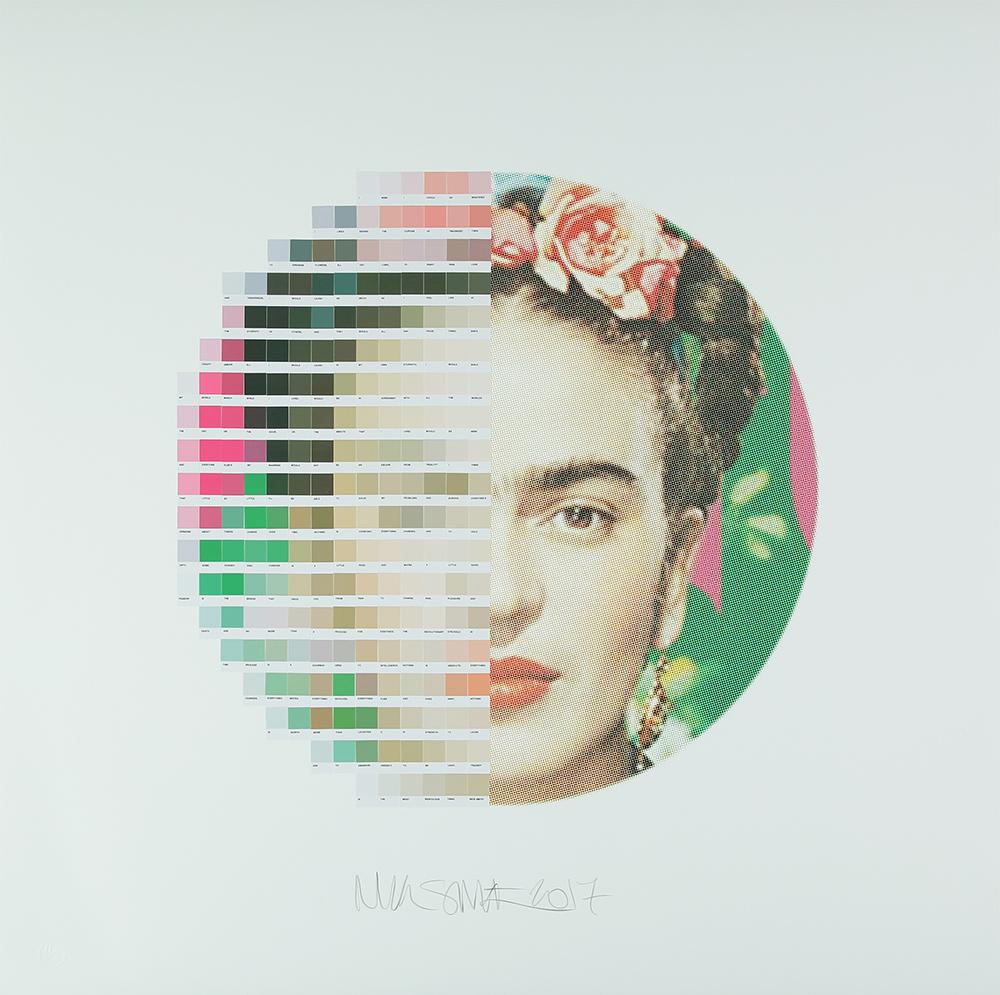 Frida Kahlo, Tondo 1 2017