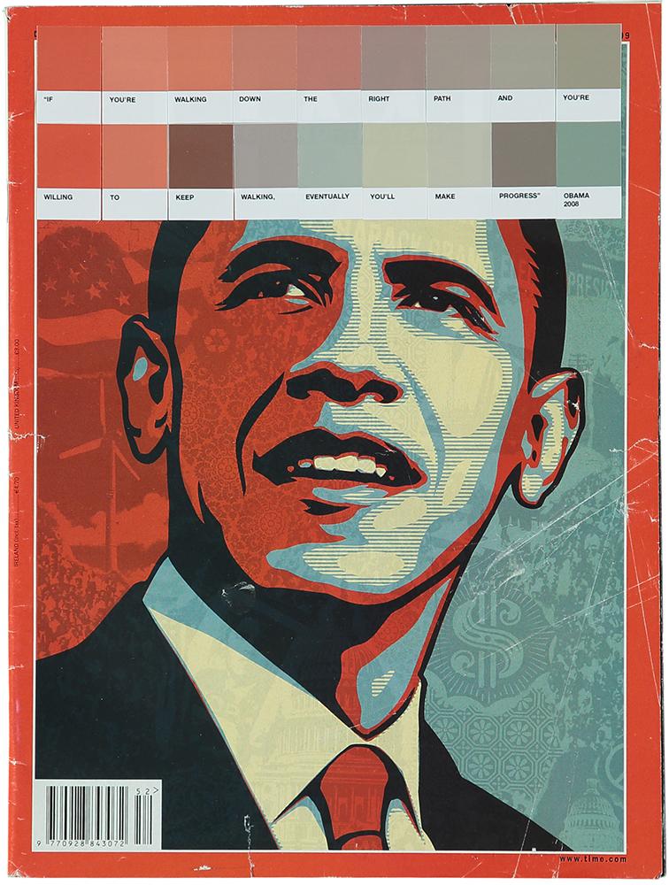 Obama, Time, 2009
