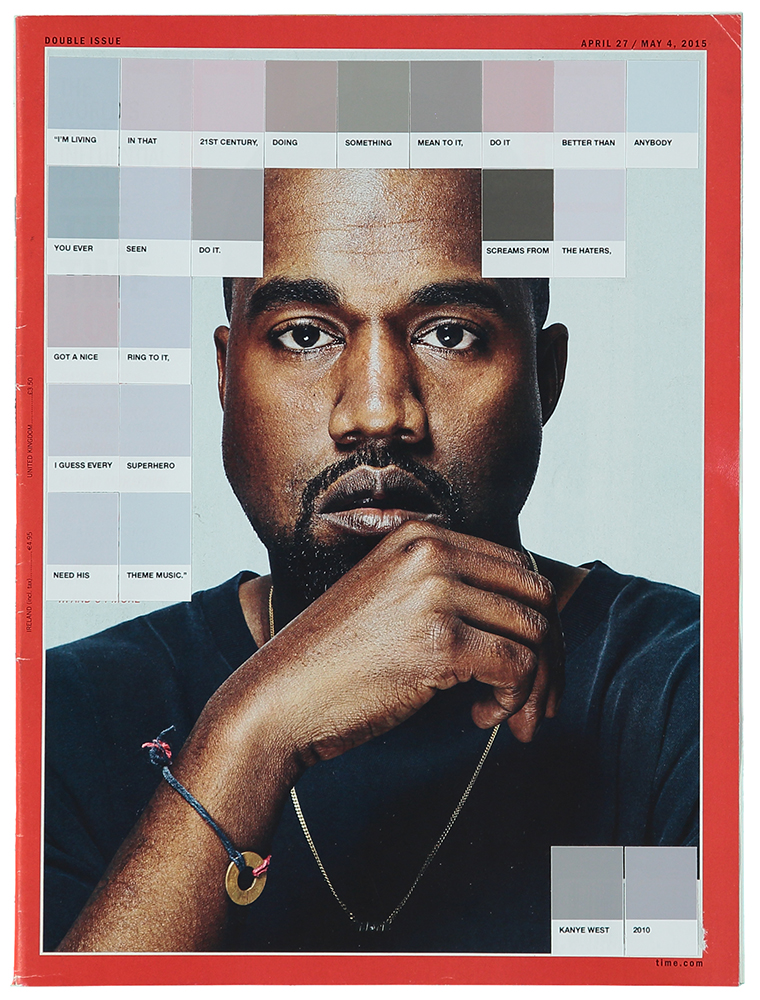 Kanye, Time, 2015